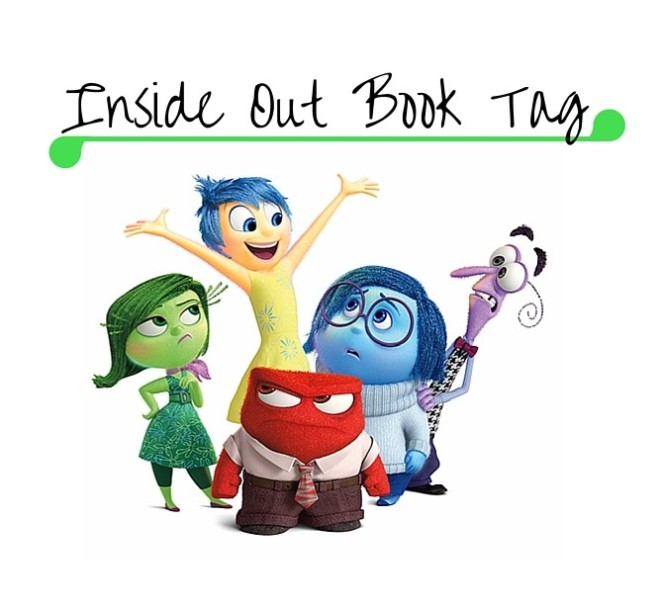 Inside Out Book Tag