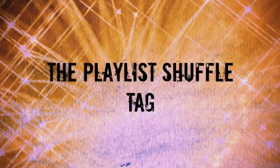 the playlist shuffle tag
