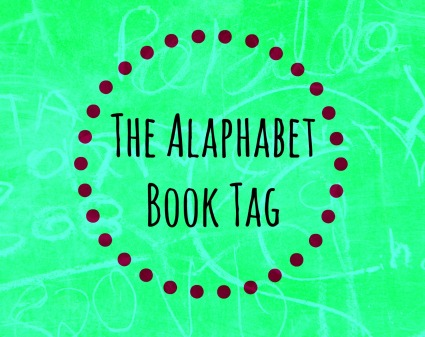 Alphabet Book Tag