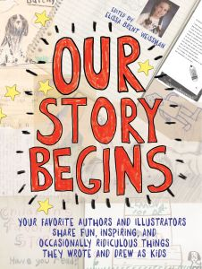 Our Story Begins Cover